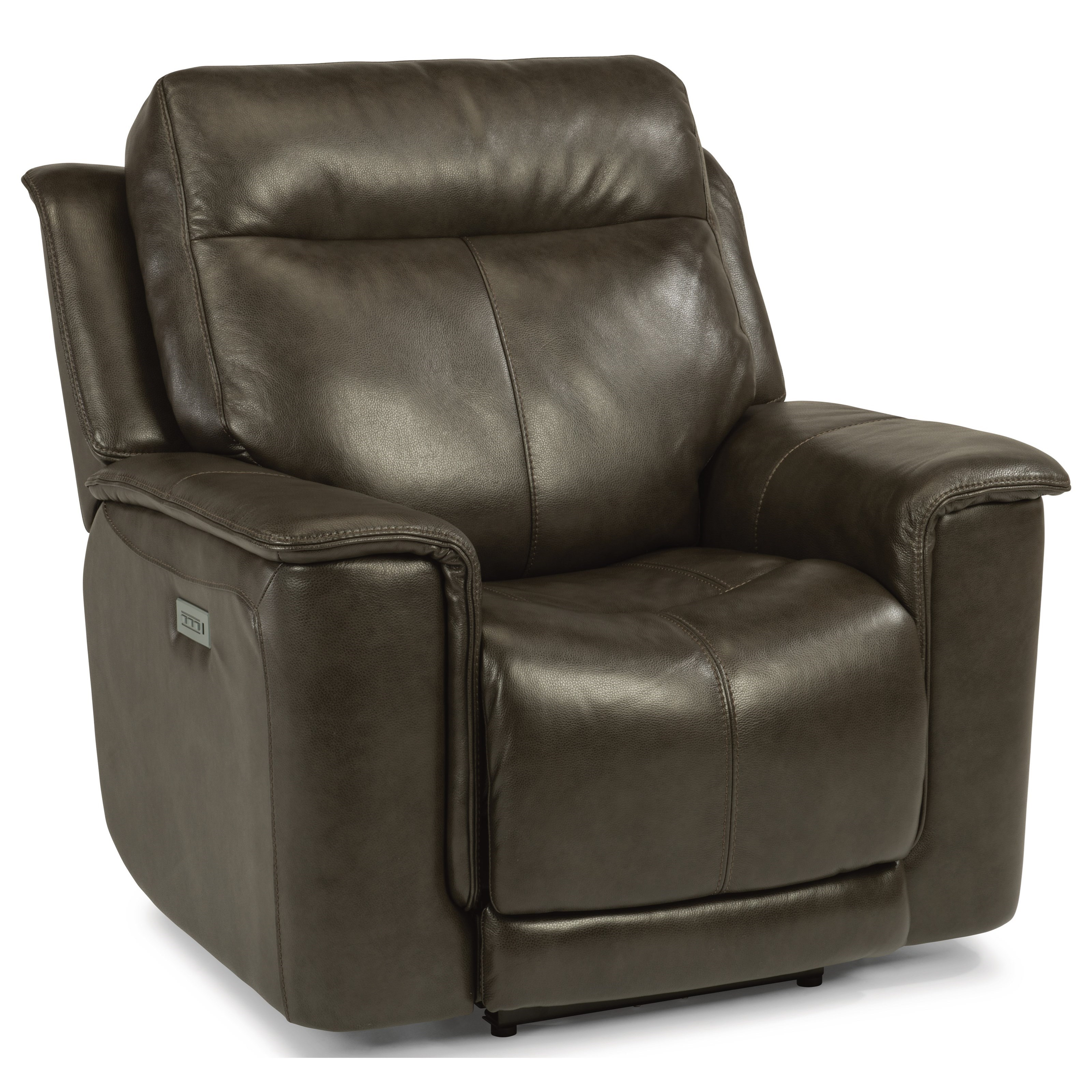 Attirant Flexsteel Latitudes   Miller Power Recliner   Item Number: 1729 50PH 204