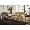 Flexsteel Latitudes - Miller Power Reclining Sofa with Power Headrests and Adjustable Lumbar