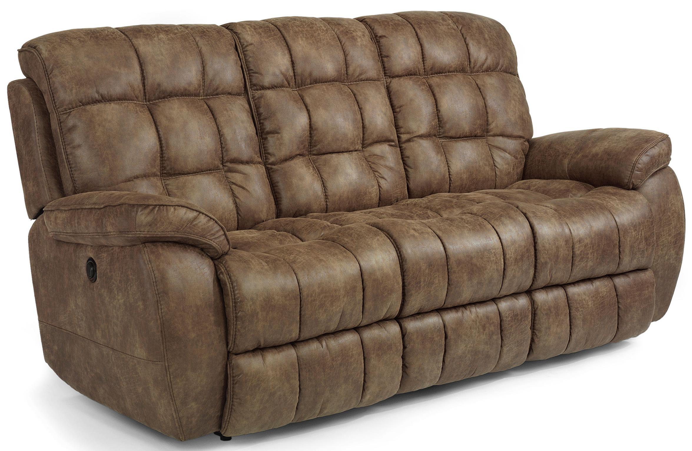 Flexsteel Latitudes - Nashua Power Reclining Sofa - Item Number: 1449-62P-325-72