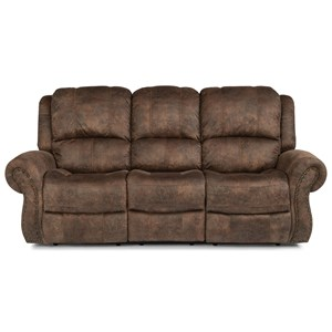 Flexsteel Latitudes - Patton Power Reclining Sofa