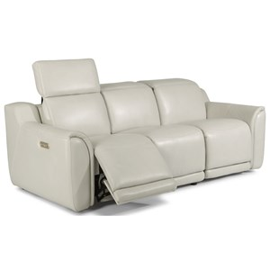 Flexsteel Latitudes - Reign Power Reclining Sofa