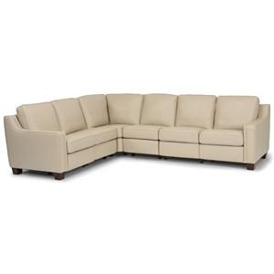 Pleasant Reclining Sectional Sofas In Denver Aurora Parker Inzonedesignstudio Interior Chair Design Inzonedesignstudiocom