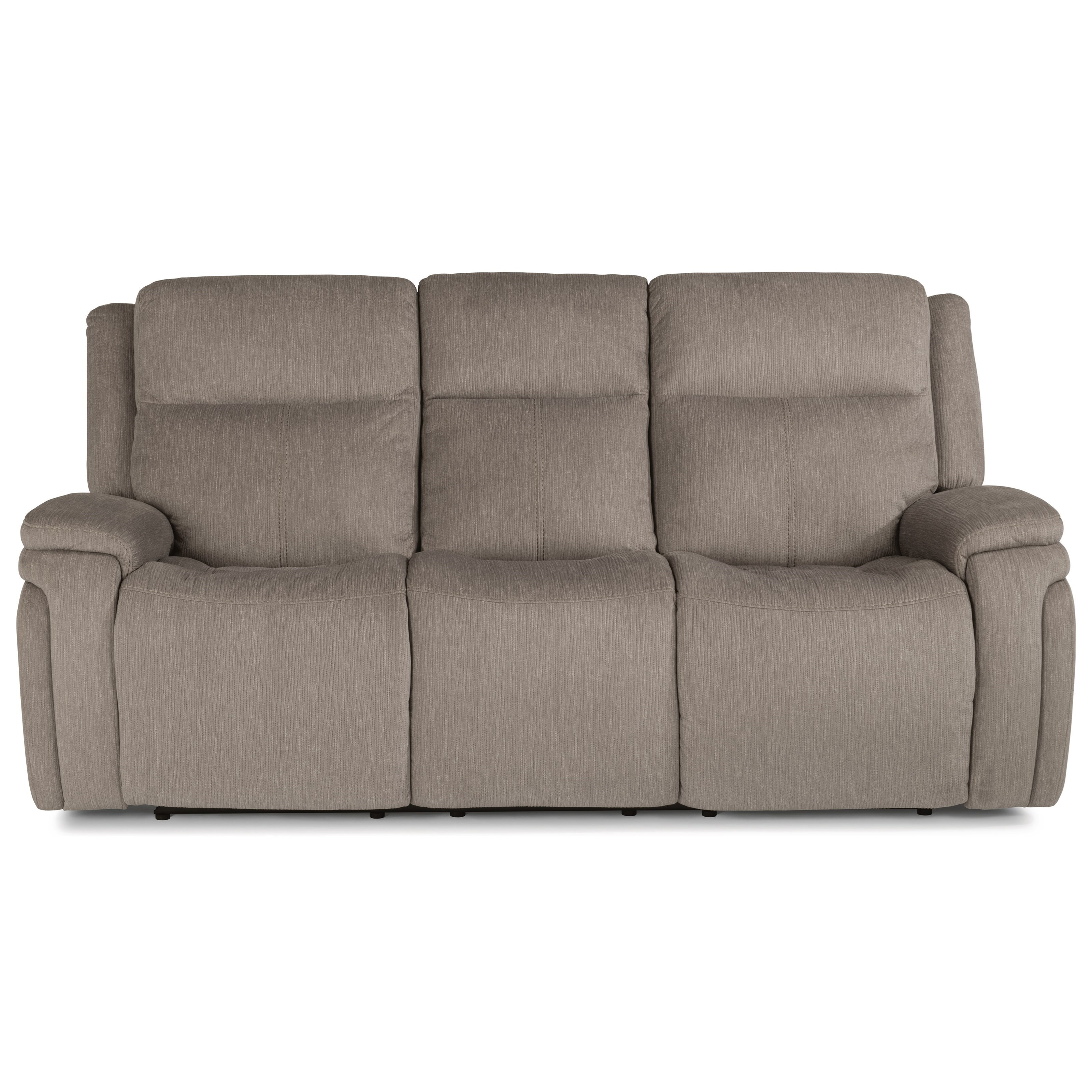 Flexsteel Sofa Bed Mattress: Rocket Contemporary Power Reclining