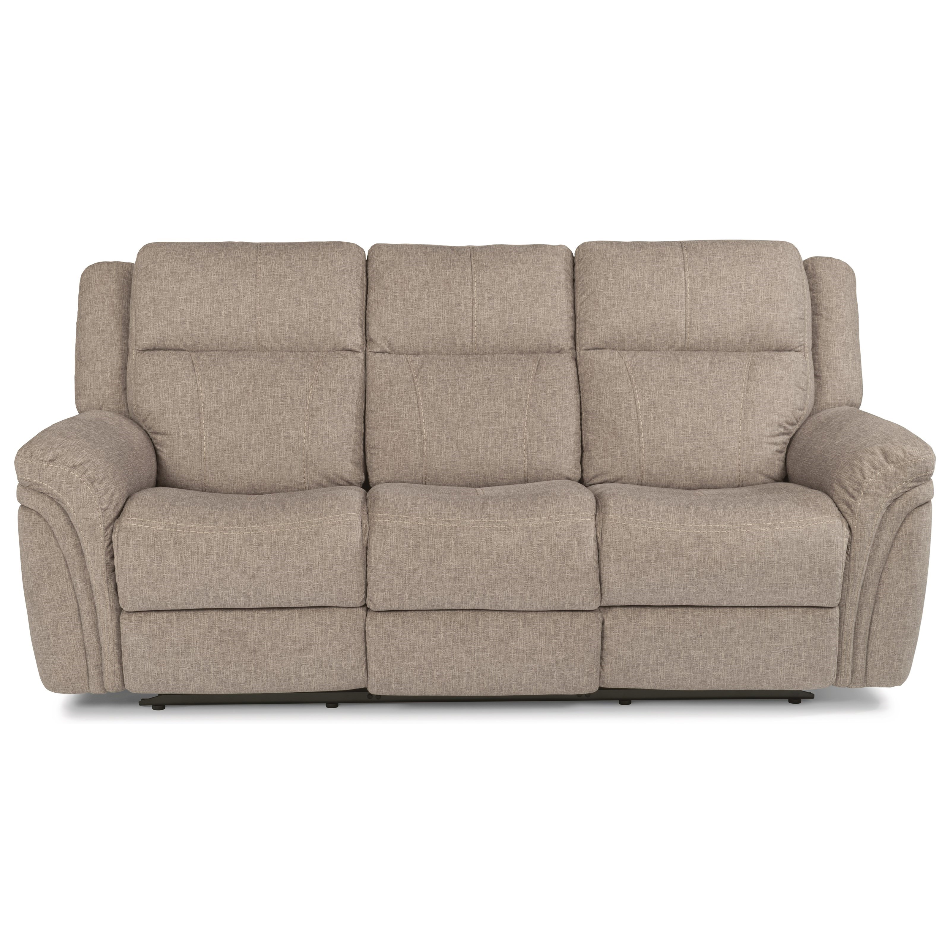 Flexsteel Latitudes Silas 1170 62ph Casual Power Reclining Sofa