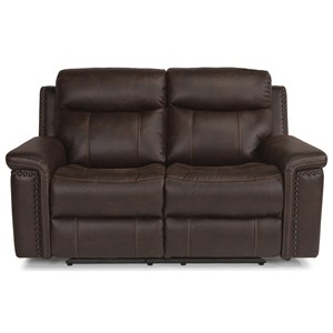 Flexsteel Latitudes - Trevor Power Reclining Love Seat