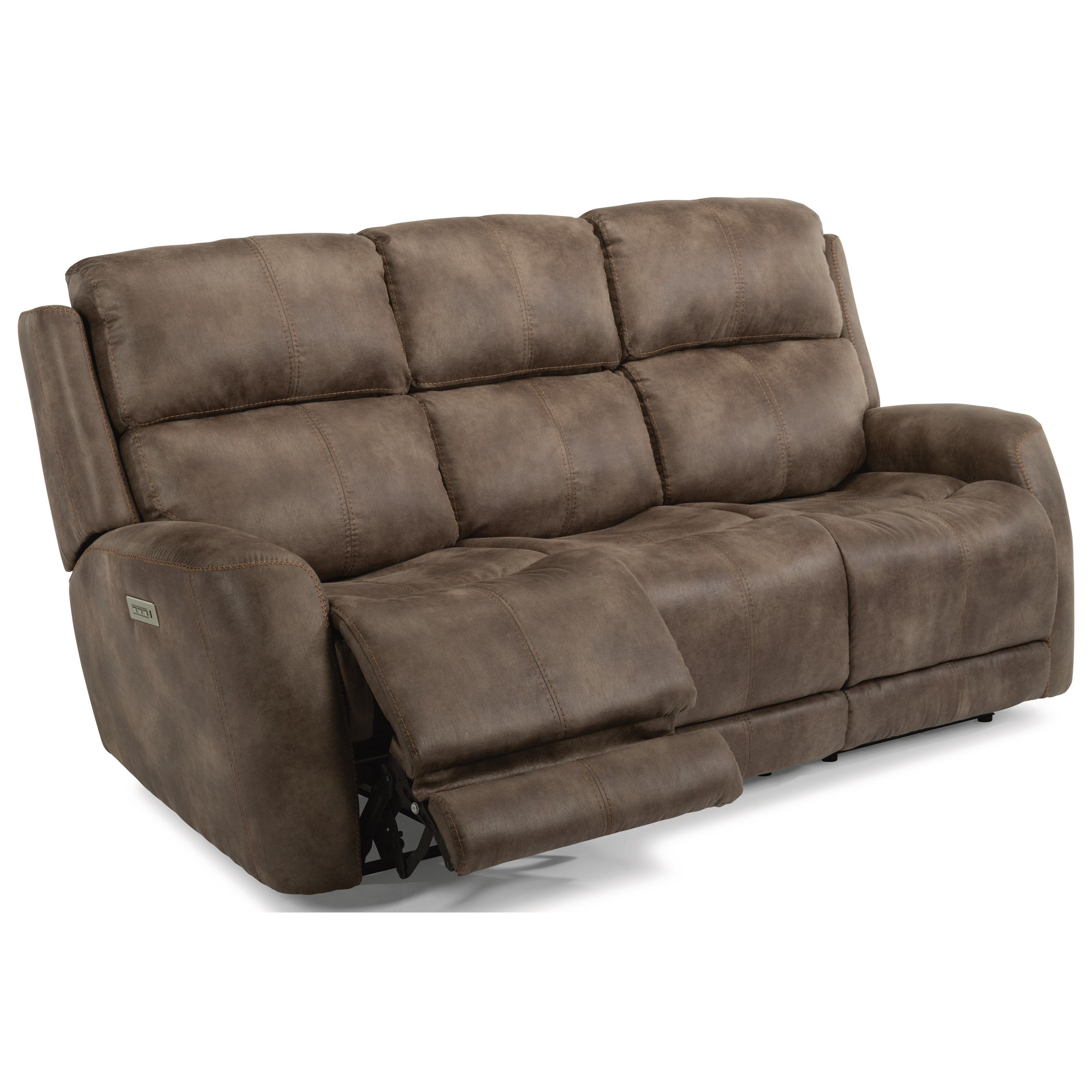 Flexsteel Sofa Locations: Zelda Casual Power Reclining Sofa