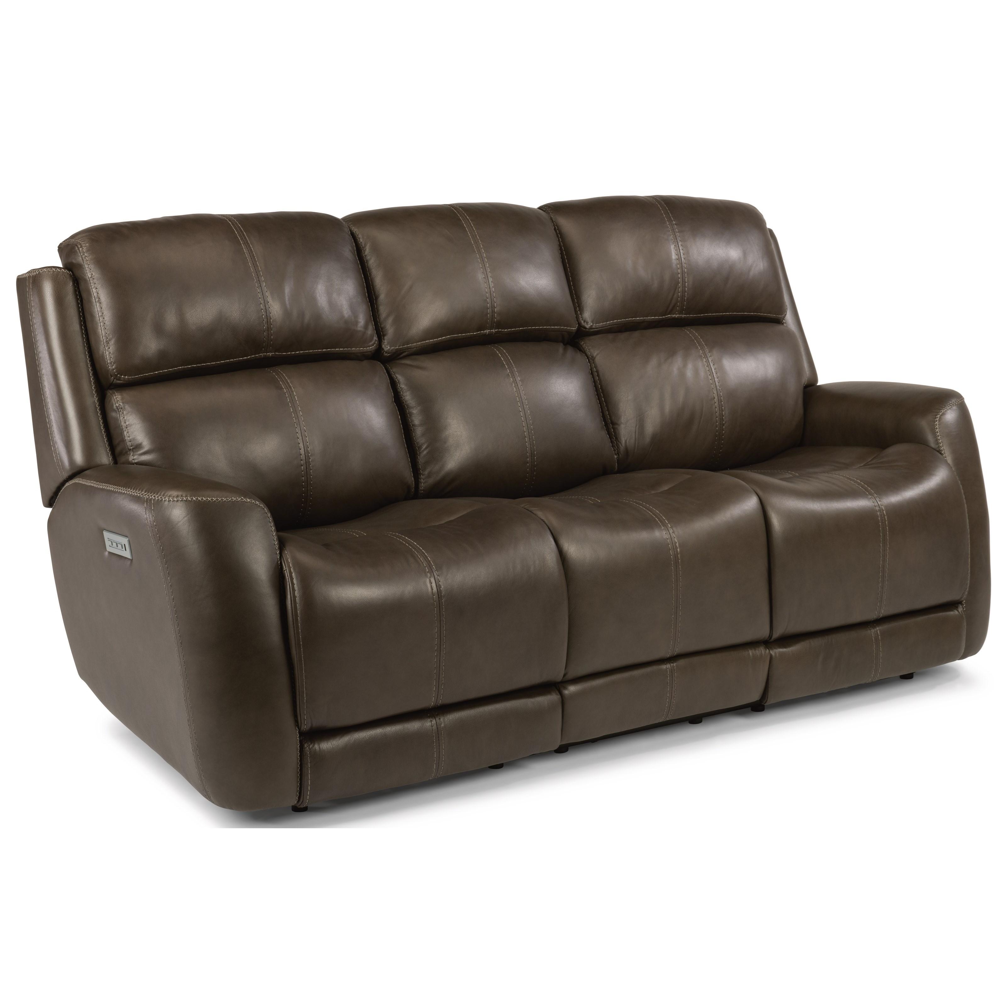 Flexsteel Latitudes - Zelda 1773-62PH Casual Power Reclining Sofa ...
