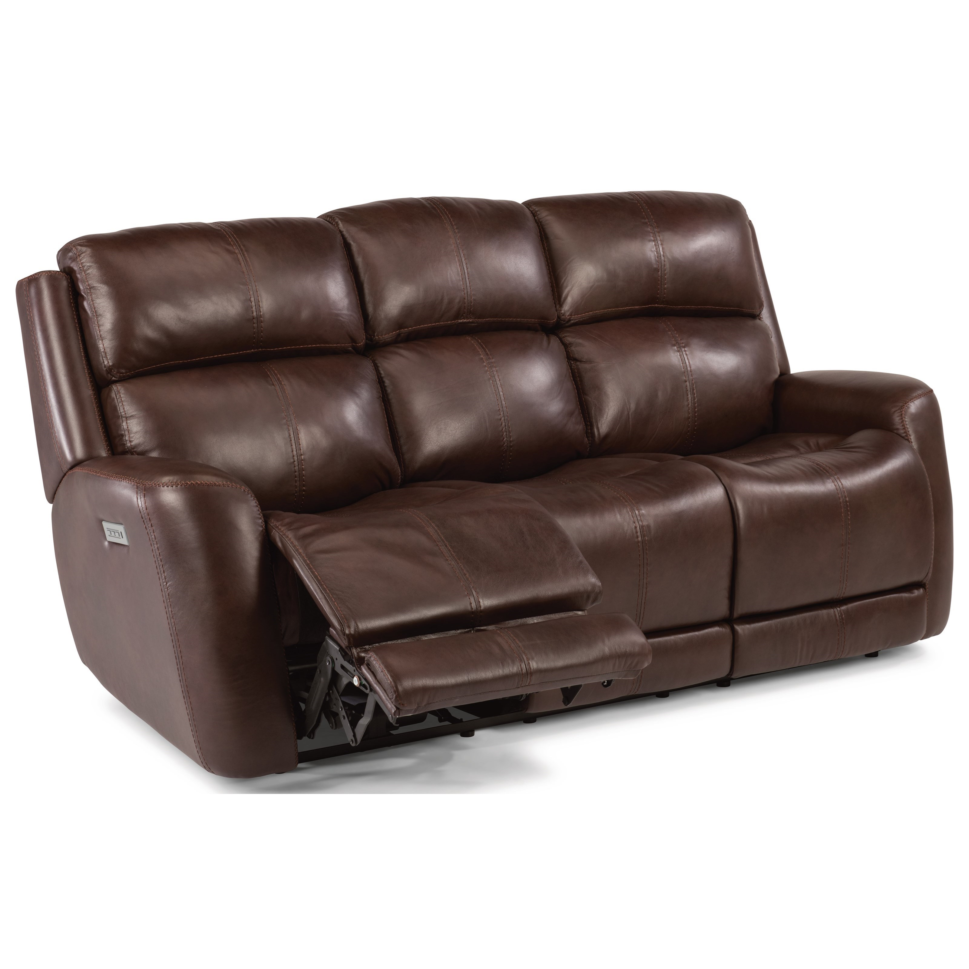 Flexsteel Latitudes Zelda Casual Power Reclining Sofa