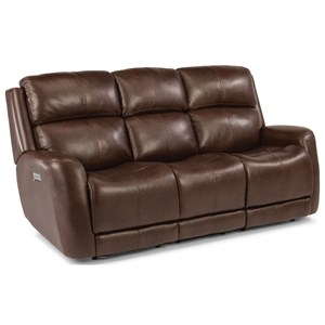Flexsteel Latitudes - Zelda Power Reclining Sofa