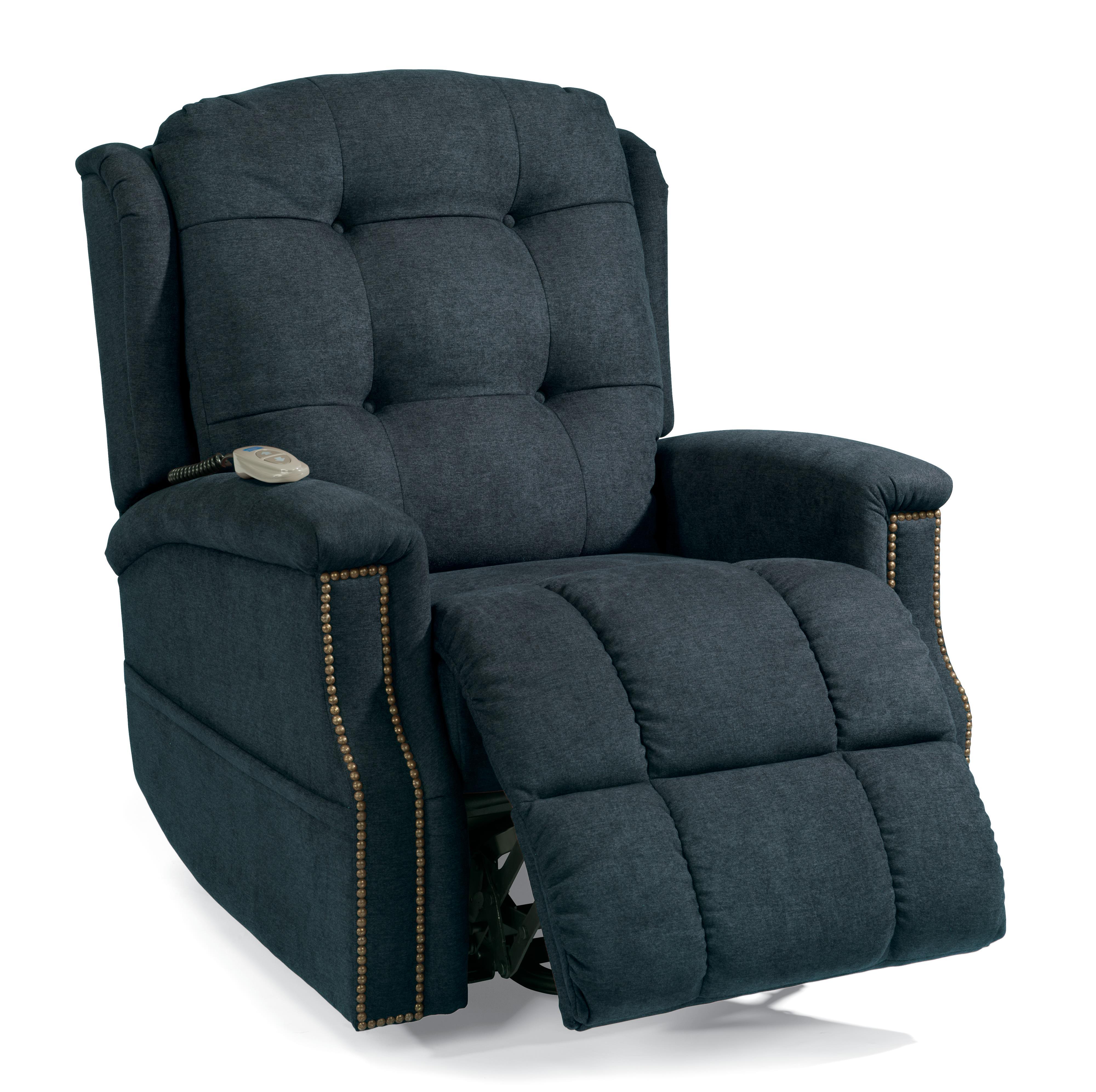 Flexsteel Latitudes Lift Chairs Alexander Lift Recliner - Item Number: 1901-55-414-42