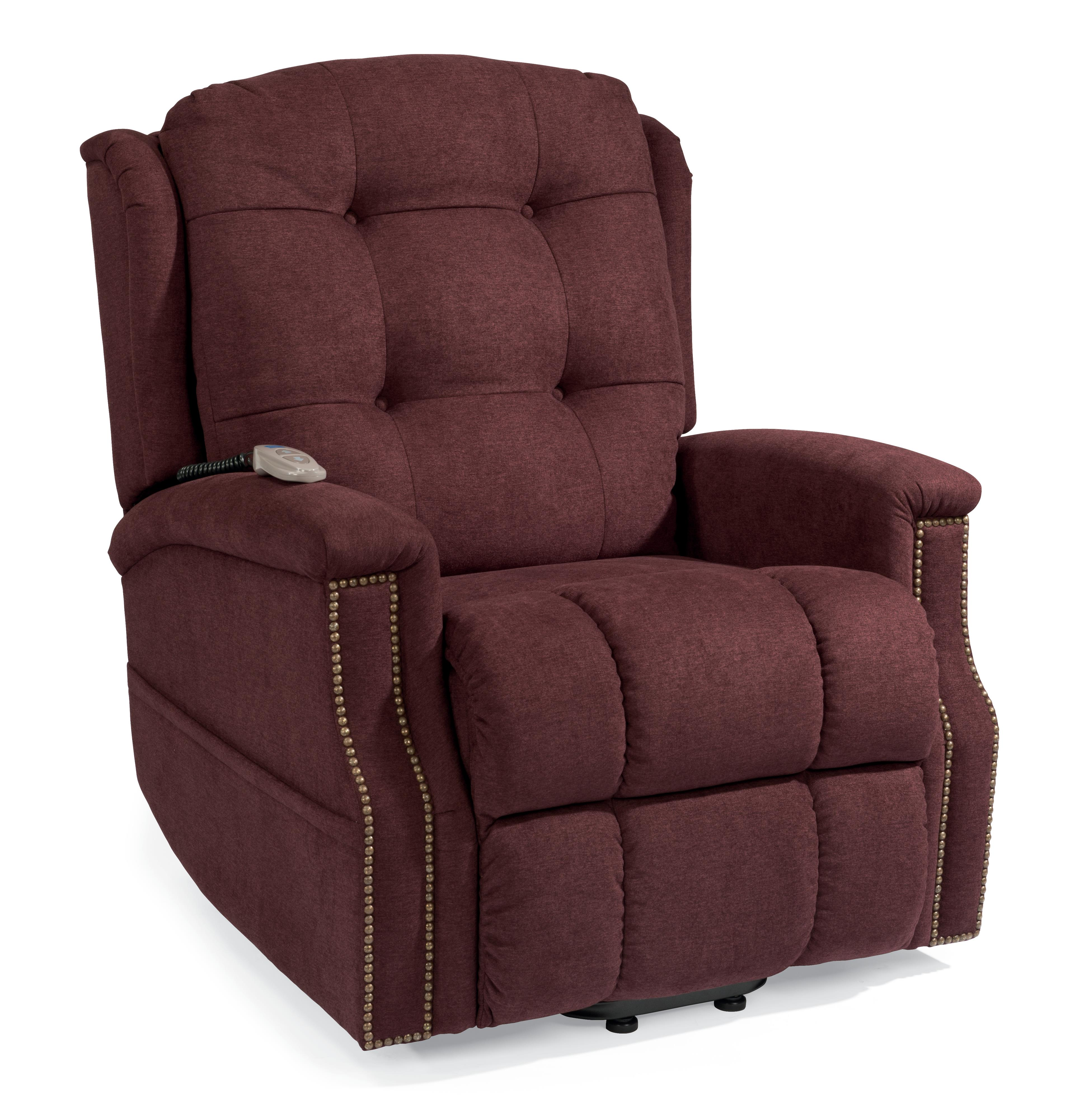 Flexsteel Latitudes Lift Chairs Alexander Lift Recliner - Item Number: 1901-55-414-62
