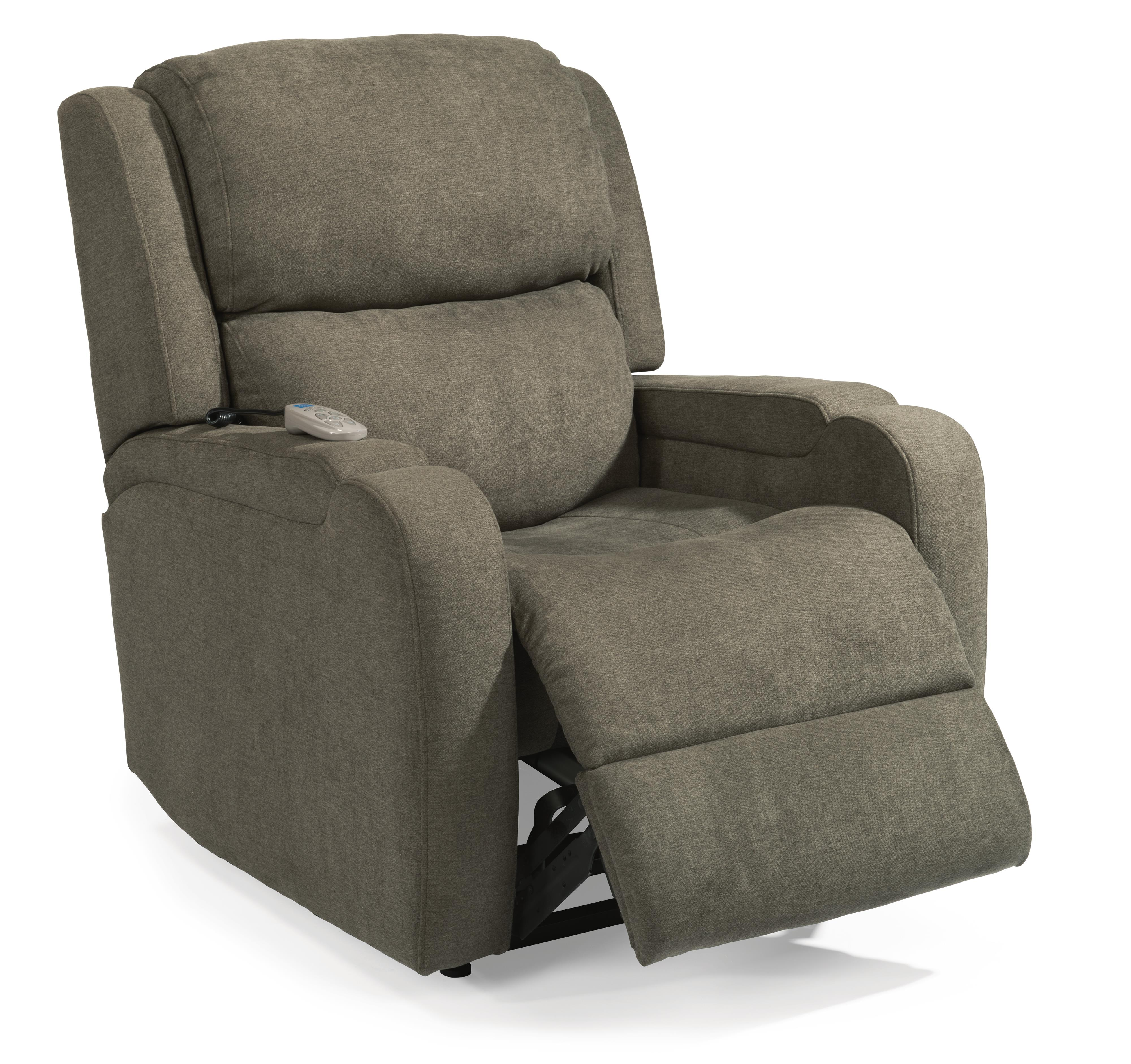 Flexsteel Latitudes Lift Chairs Melody Lift Recliner - Item Number: 1902-55-414-02