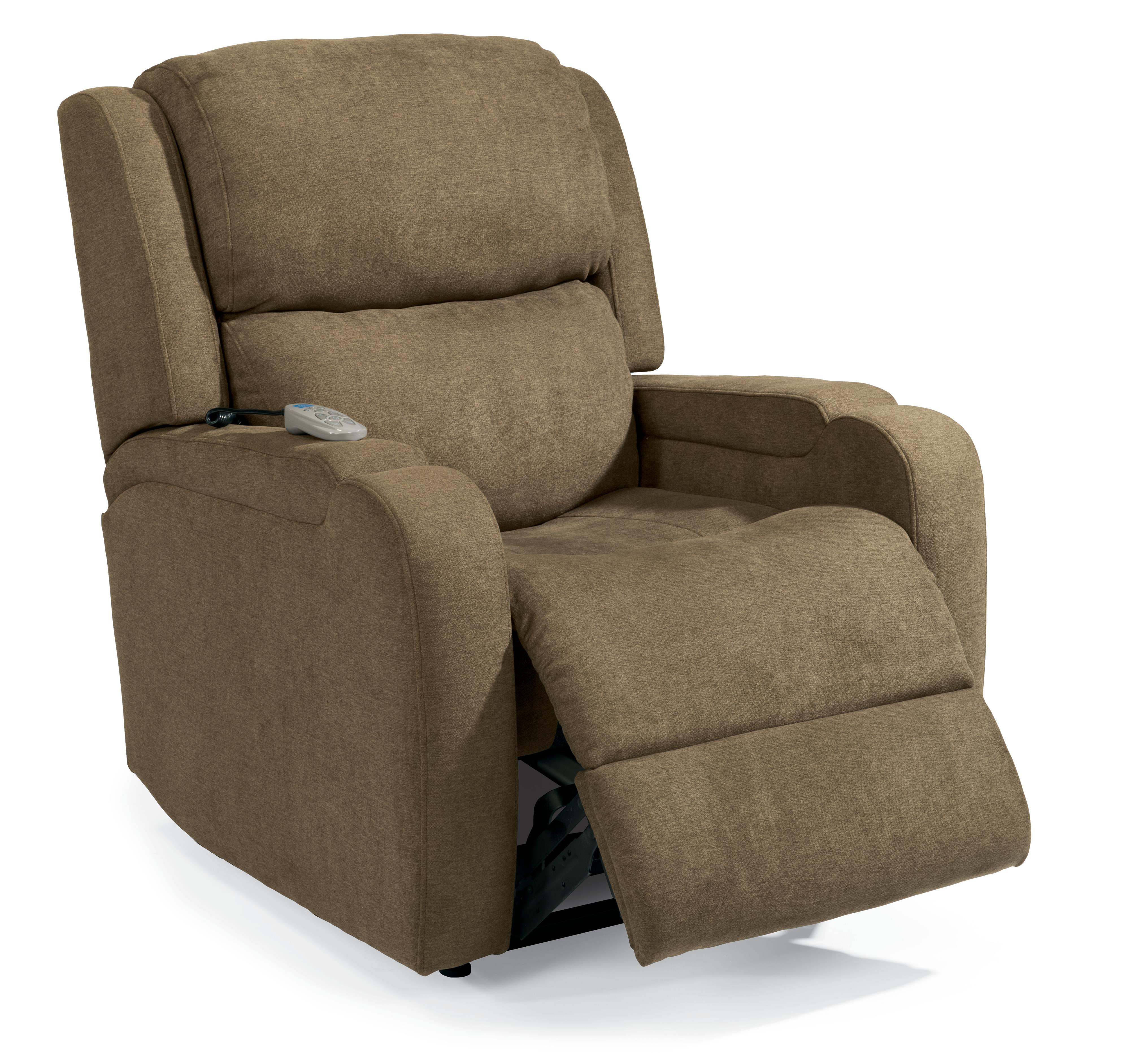 Flexsteel Latitudes Lift Chairs Melody Lift Recliner - Item Number: 1902-55-414-72
