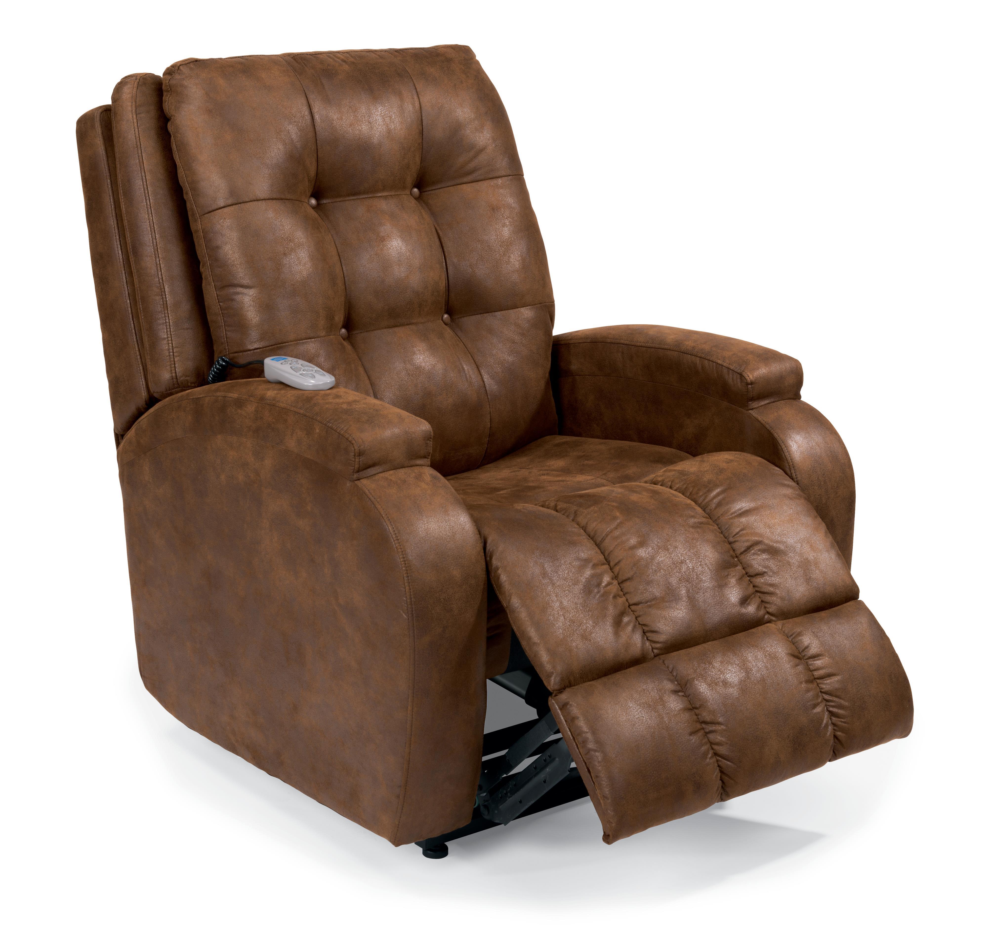 Flexsteel Latitudes Lift Chairs Orion Infinite-Position Lift Recliner - Item Number: 1903-55-745-54