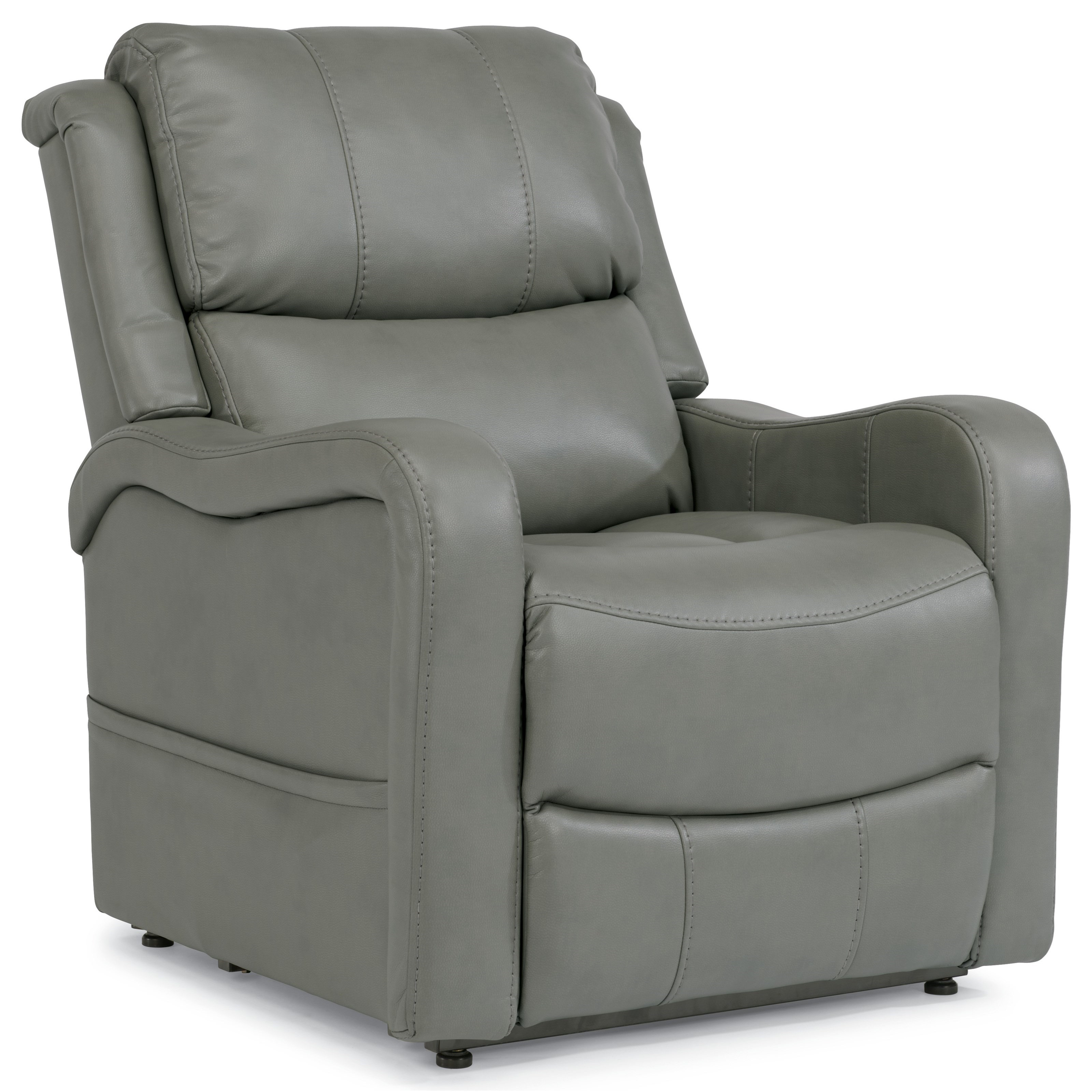Flexsteel Latitudes Lift Chairs Lift Recliner w/ Right-Hand Cntrl - Item Number: 1908-55