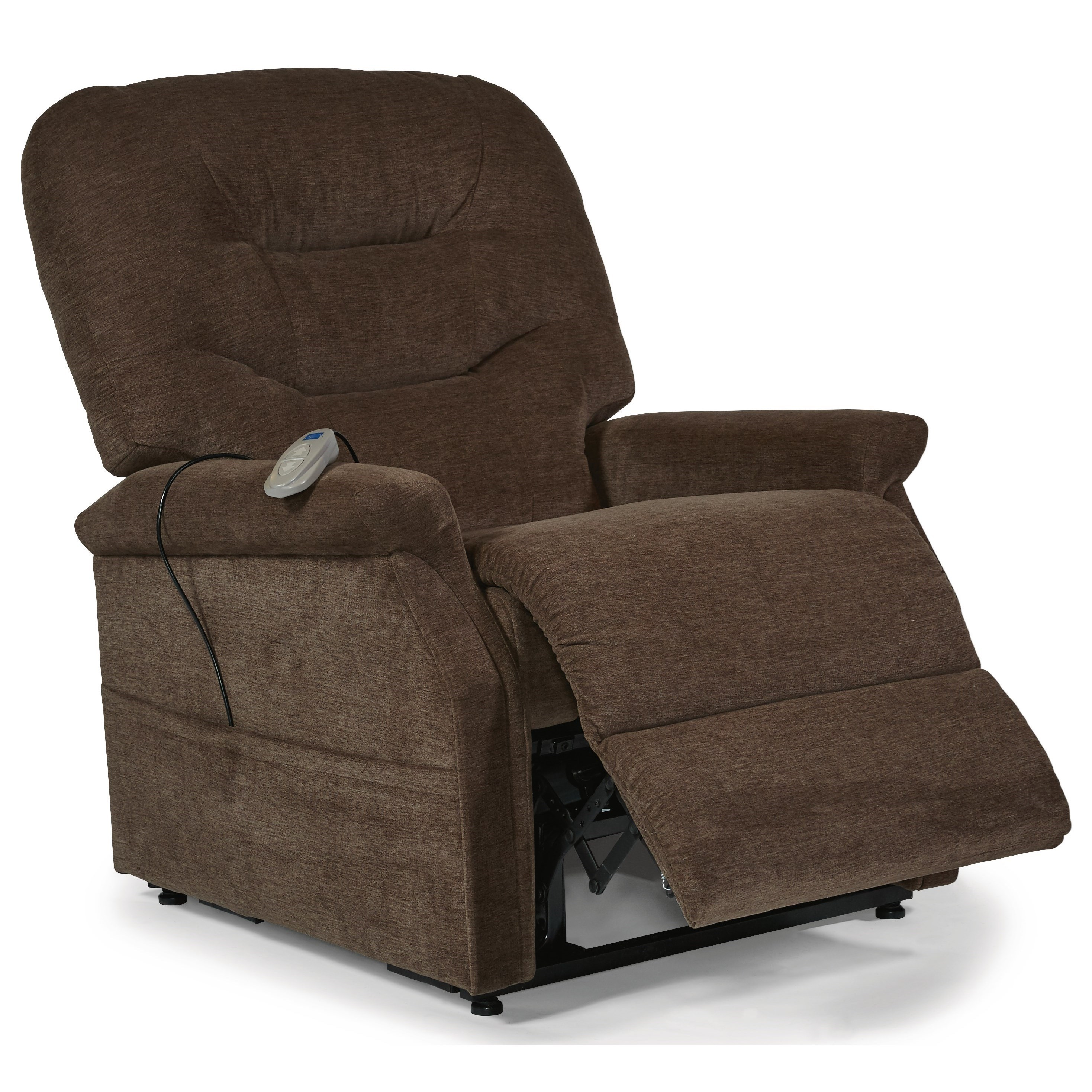Flexsteel Latitudes Lift Chairs Lift Recliner w/ Right-Hand Cntrl - Item Number: 1910-55 02