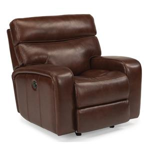 Flexsteel Latitudes - Bixby Power Glider Recliner