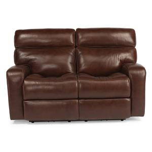 Flexsteel Latitudes - Bixby Power Reclining Loveseat