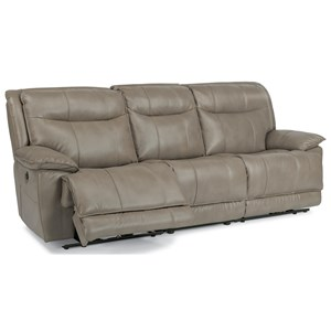 Flexsteel Latitudes-Bliss Power Reclining Sofa