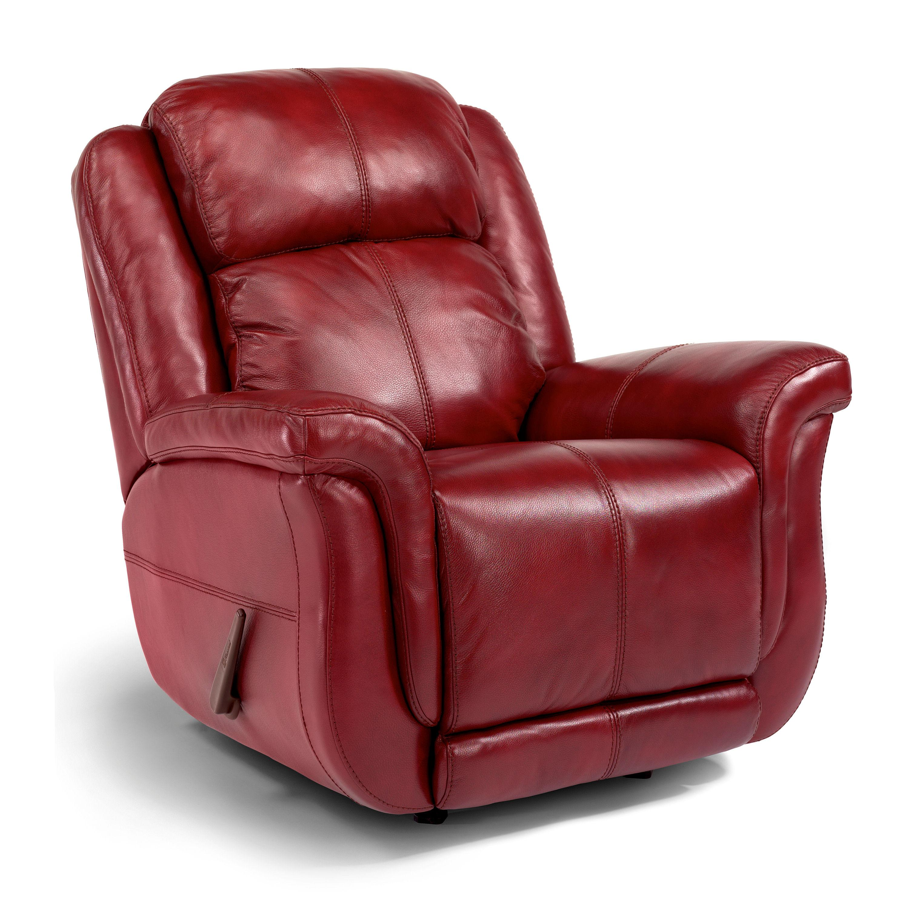 Flexsteel Latitudes-Brookings Rocker Recliner - Item Number: 1250-510L