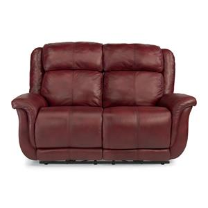 Flexsteel Latitudes-Brookings Power Reclining Loveseat