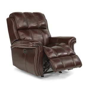 Flexsteel Latitudes - Challenger Power Glider Recliner
