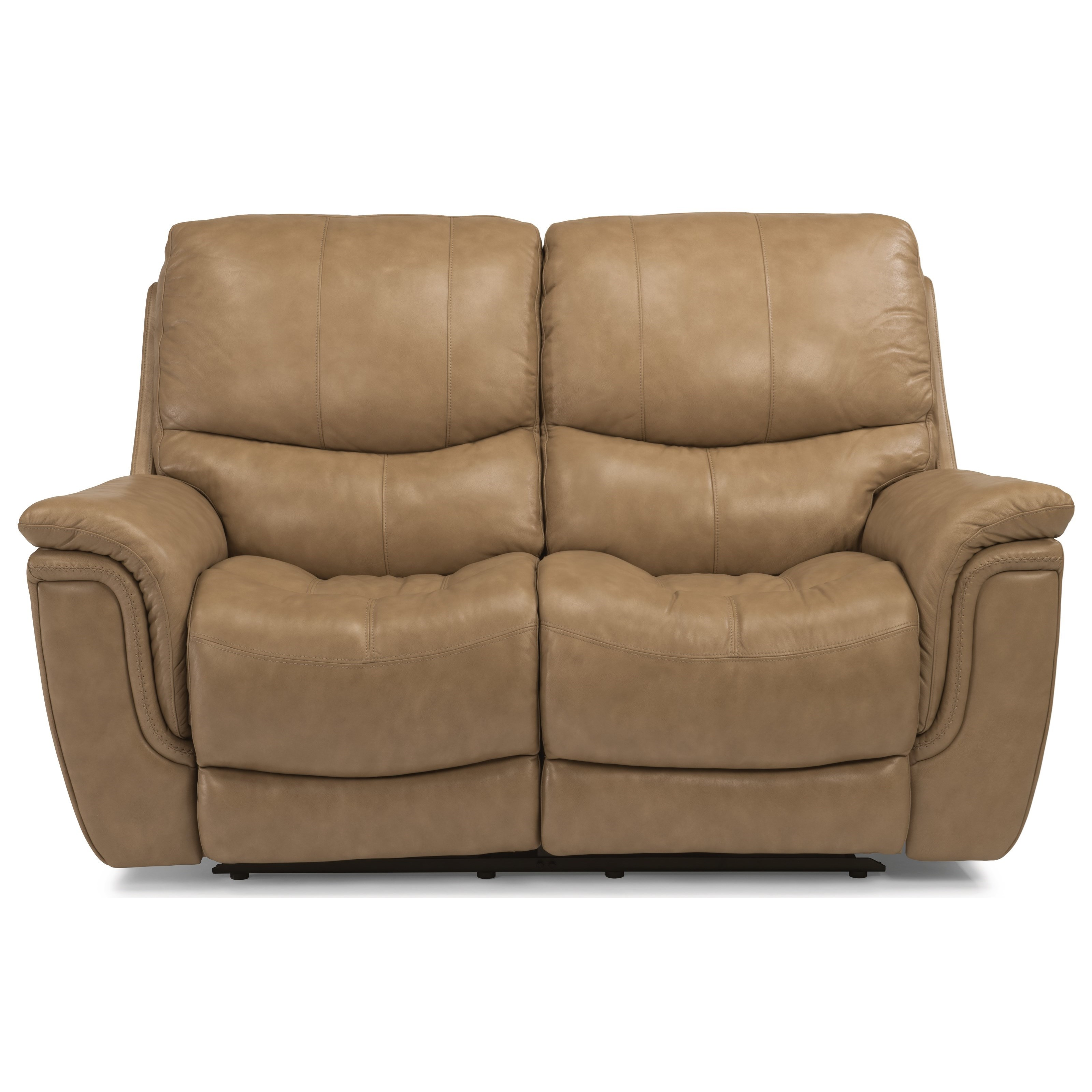 Flexsteel hip hop casual power reclining loveseat with usb ports rotmans reclining love Power loveseat recliner