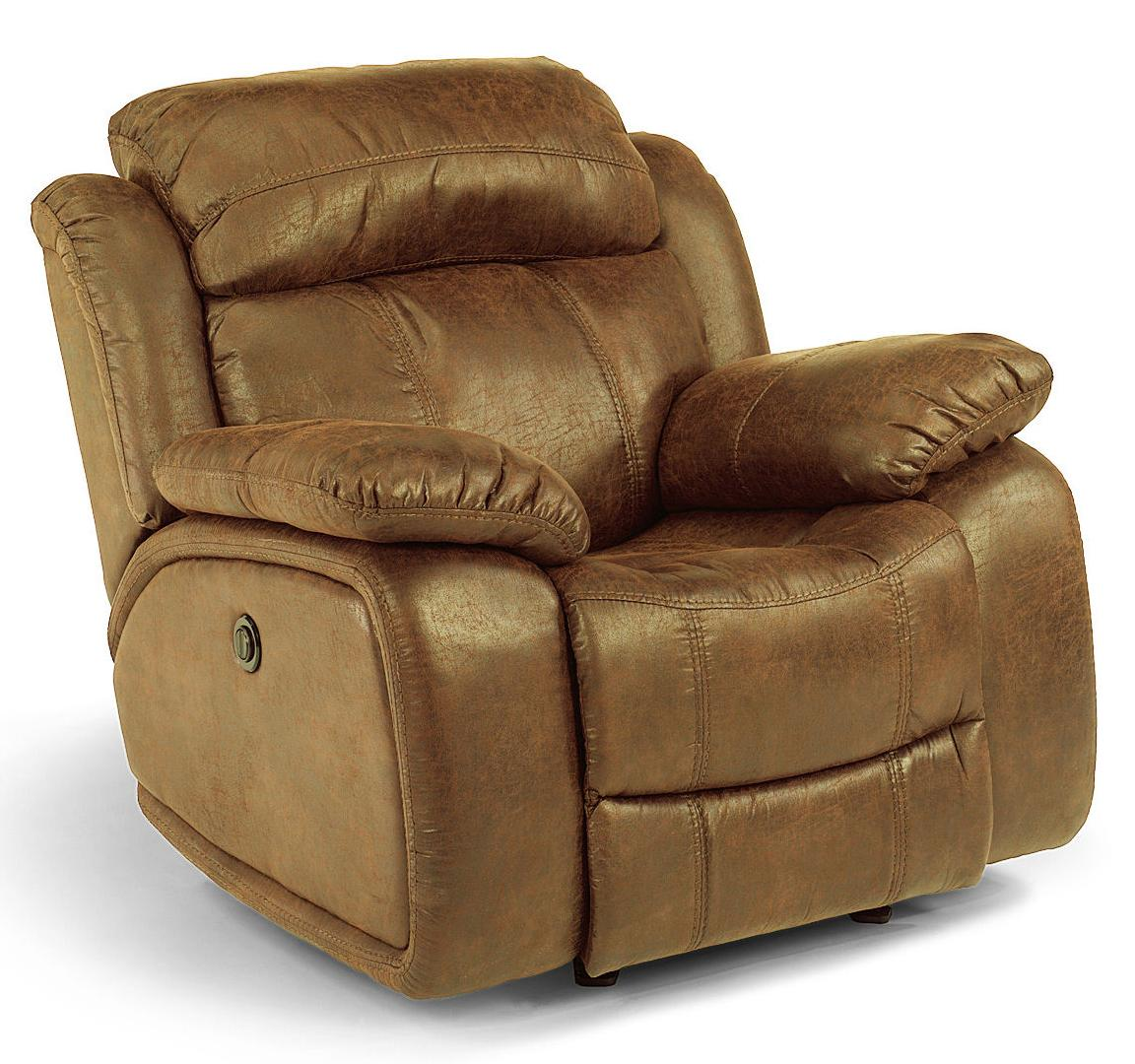 Flexsteel Latitudes-Como Glider Recliner - Item Number: 1408-54