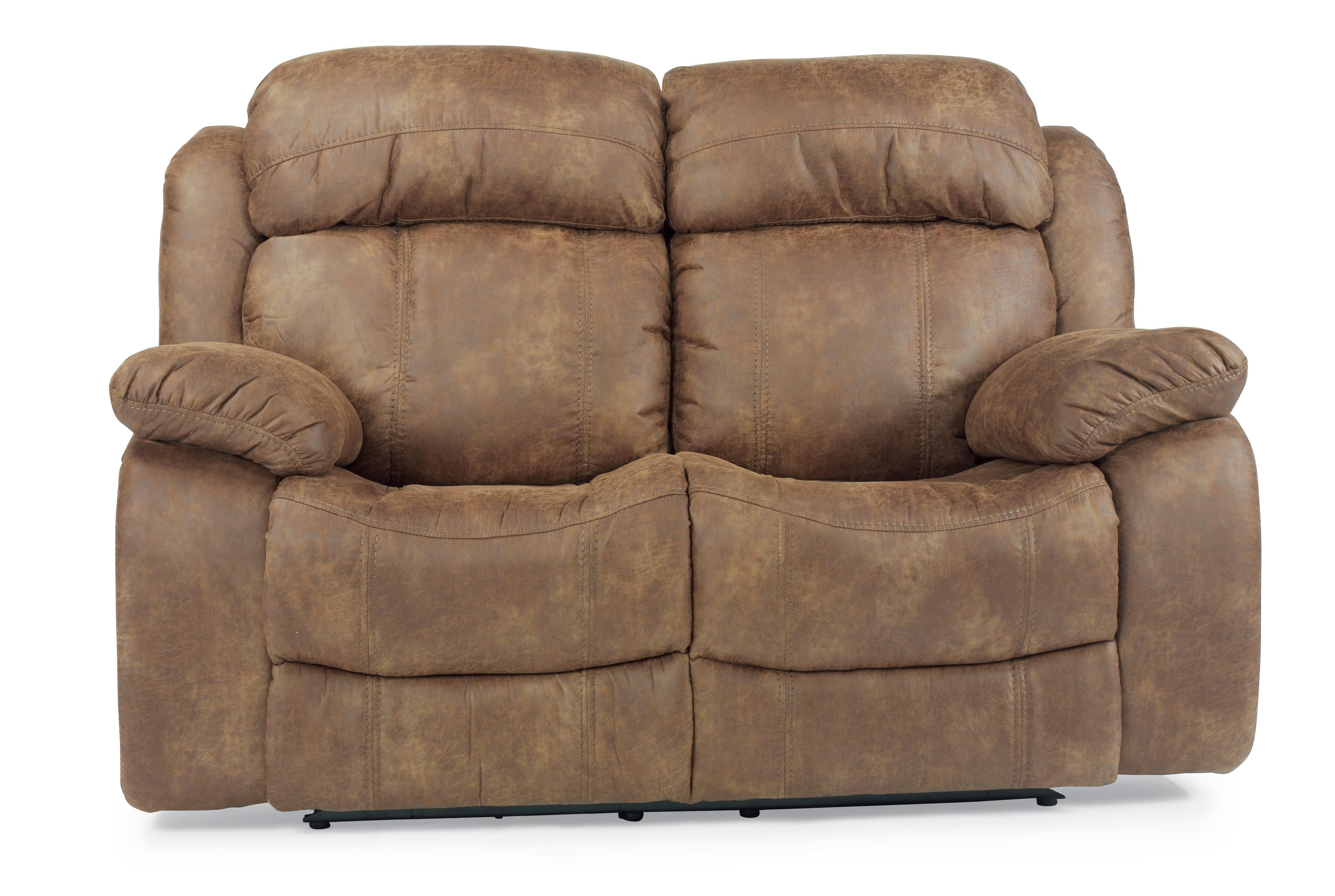 Flexsteel Latitudes Como Dual Reclining Loveseat Wayside Furniture Reclining Love Seats