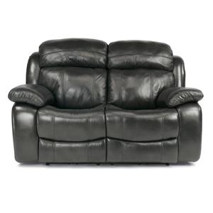 Power Dual Reclining Loveseat