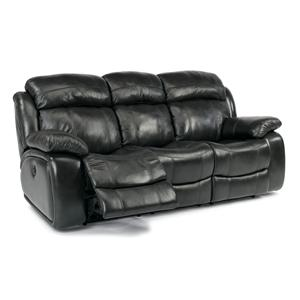 Flexsteel Latitudes-Como Double Power Reclining Sofa