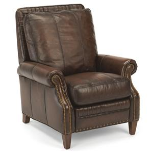 Flexsteel Latitudes-Daltry Power High Leg Recliner