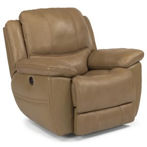 Flexsteel Latitudes-Estella Power Glider Recliner