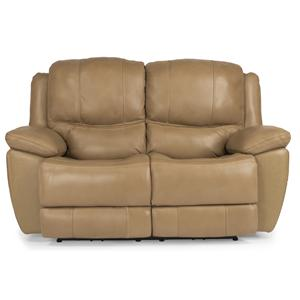 Flexsteel Latitudes-Estella Power Reclining Loveseat