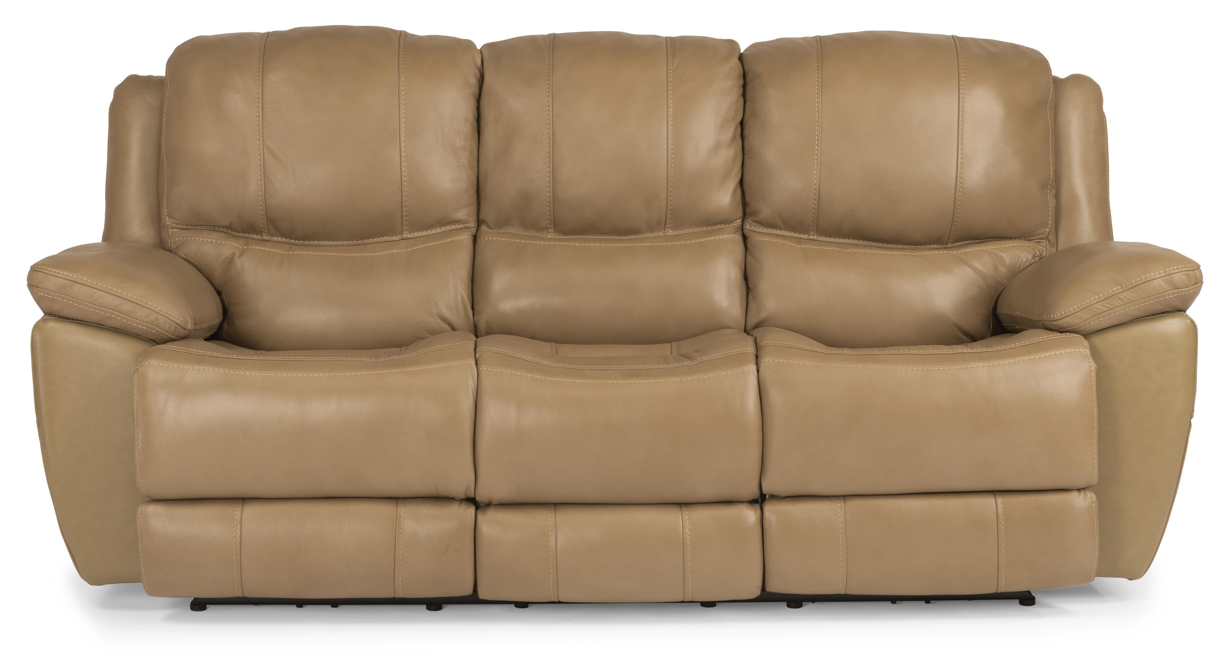 Flexsteel Latitudes Estella Casual Power Reclining Sofa with