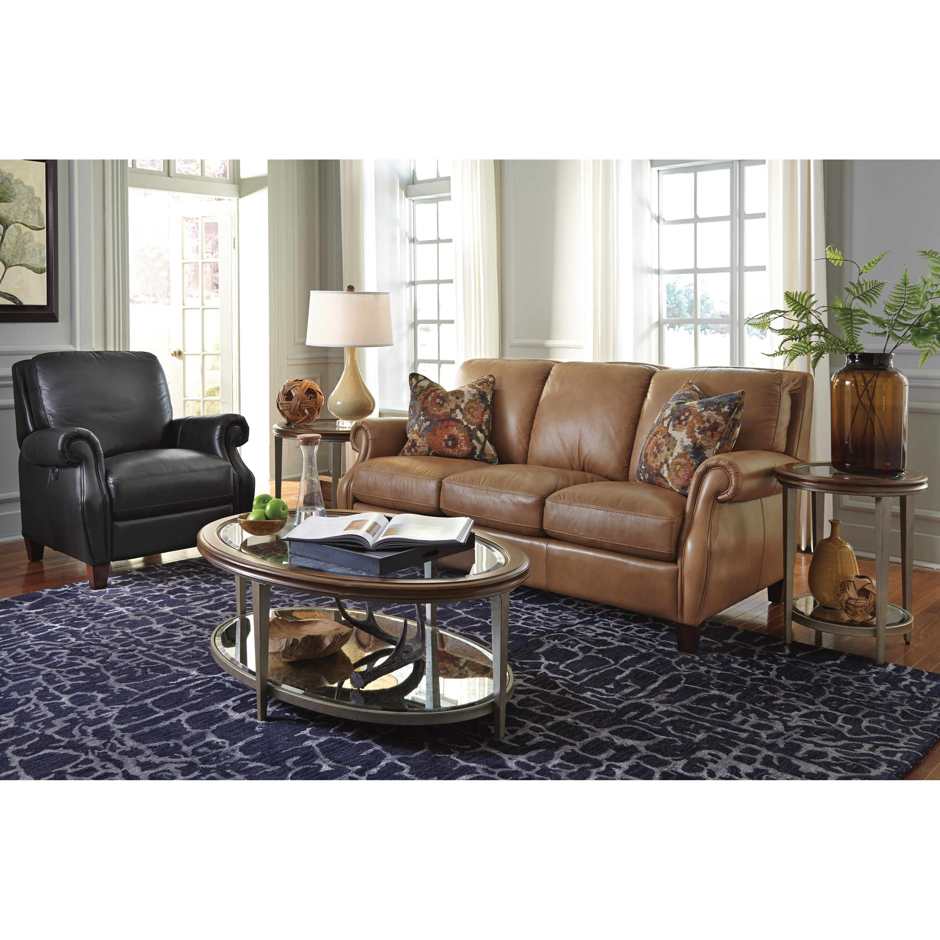 Flexsteel Latitudes-Exton Living Room Group - Item Number: 1383 Living Room Group 1