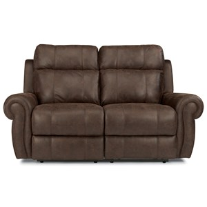 Flexsteel Latitudes-Forrest Power Reclining Love Seat