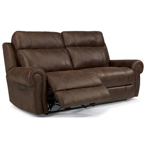 Flexsteel Latitudes-Forrest Power Reclining Sofa