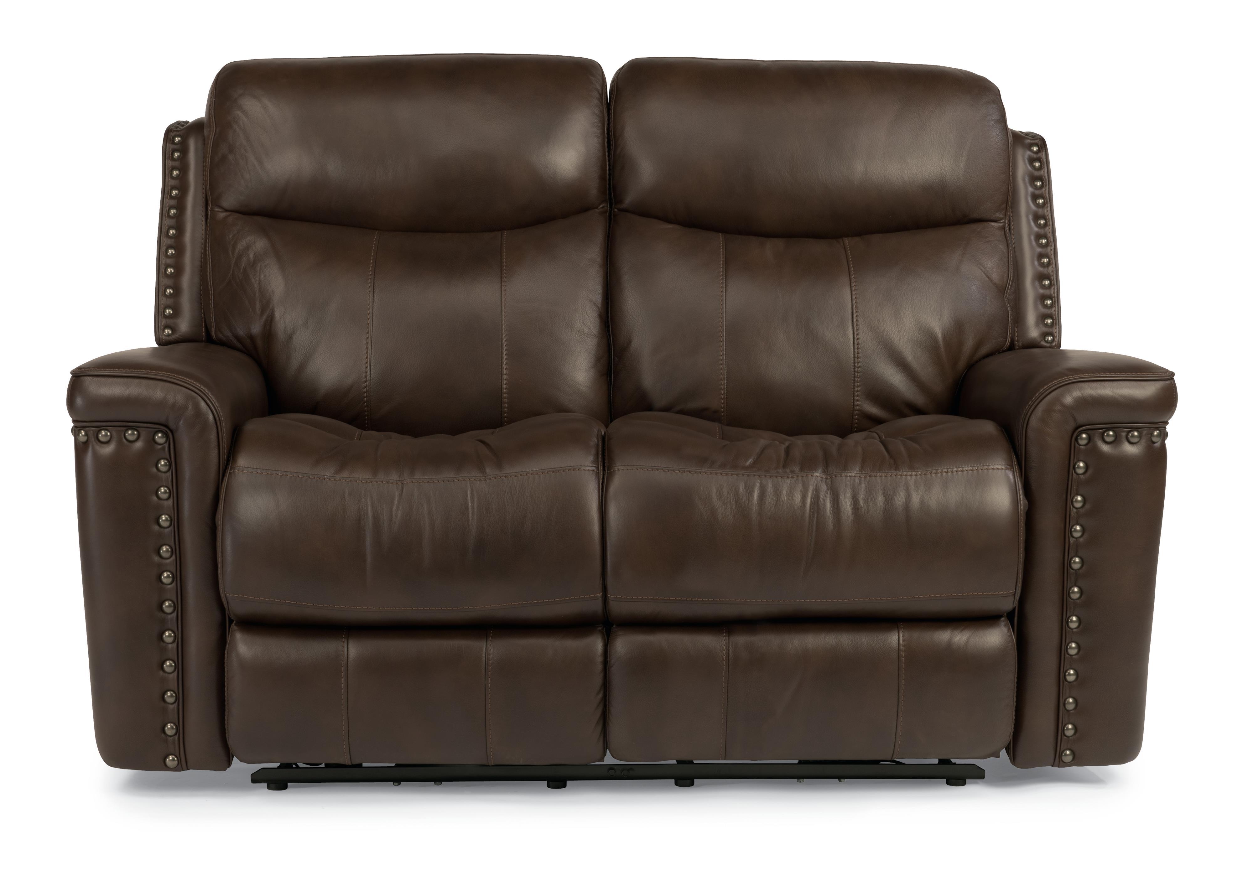 Flexsteel Latitudes-Grover Power Reclining Love Seat - Item Number: 1339-60P-014-74