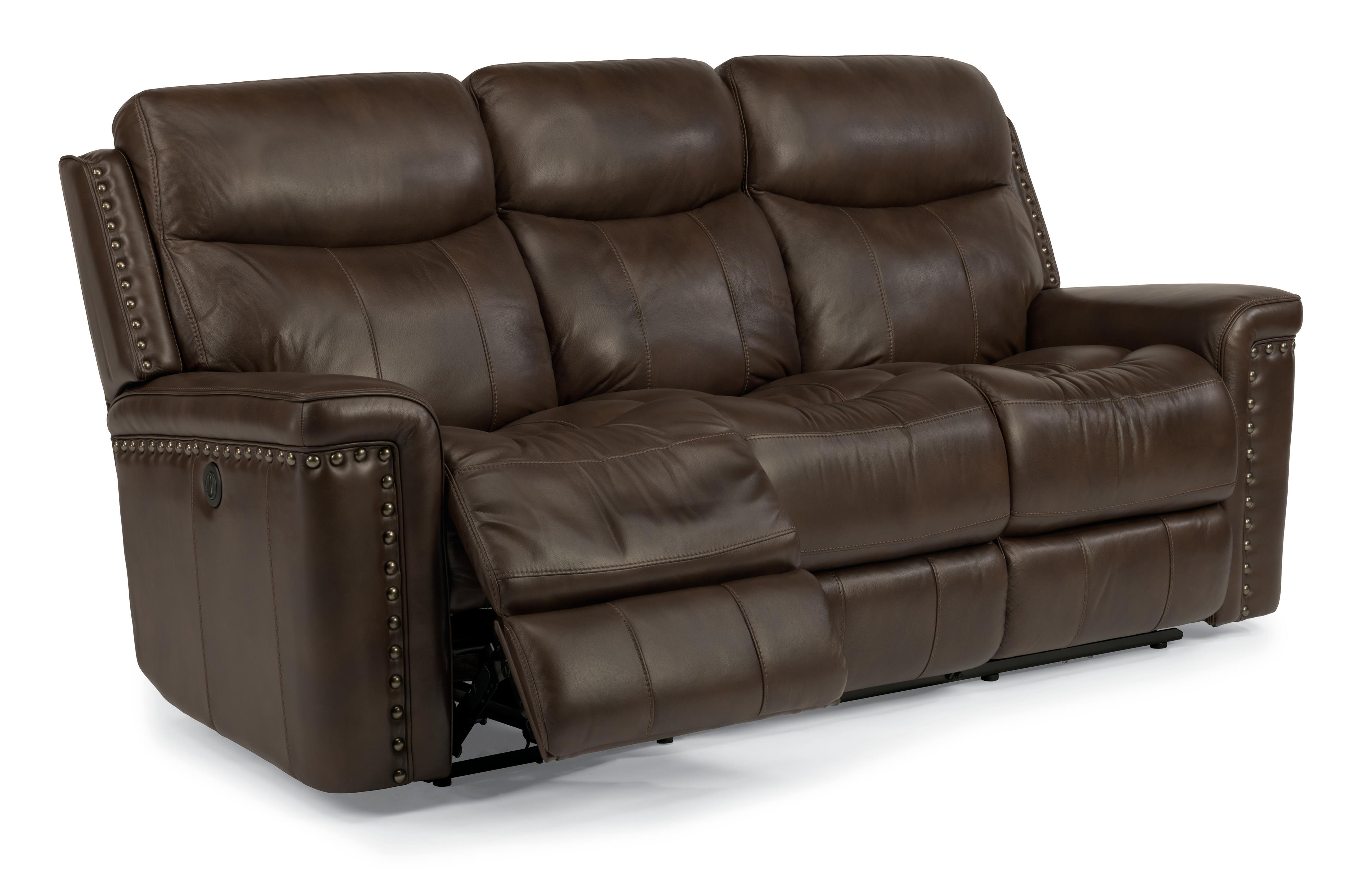 Flexsteel Laudes Grover Reclining Sofa Item Number 1339 62p 014