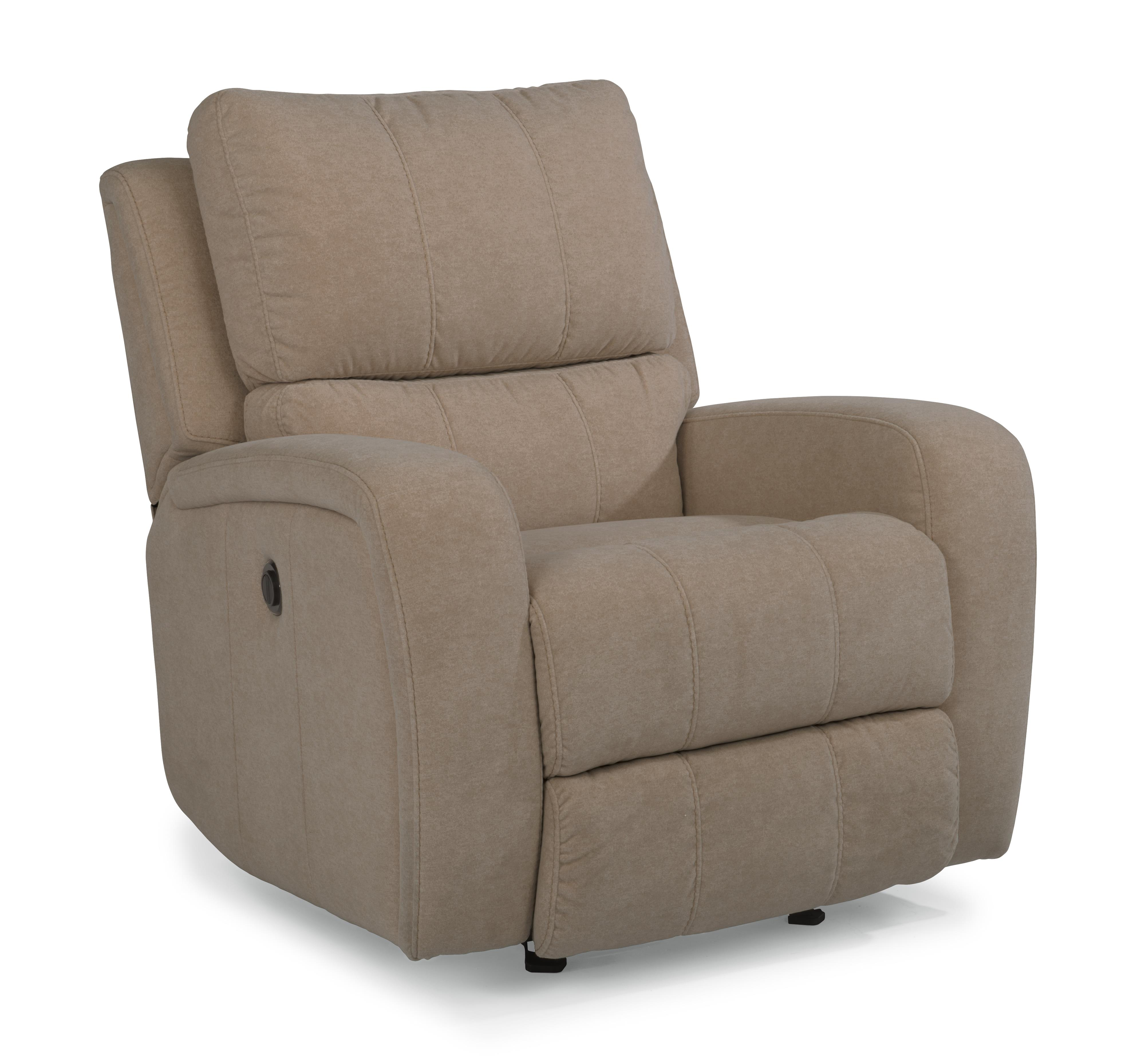 Flexsteel Latitudes-Hammond Glider Recliner with power - Item Number: 1156-54P-023-01