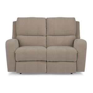 Reclining Love Seat w/ Power