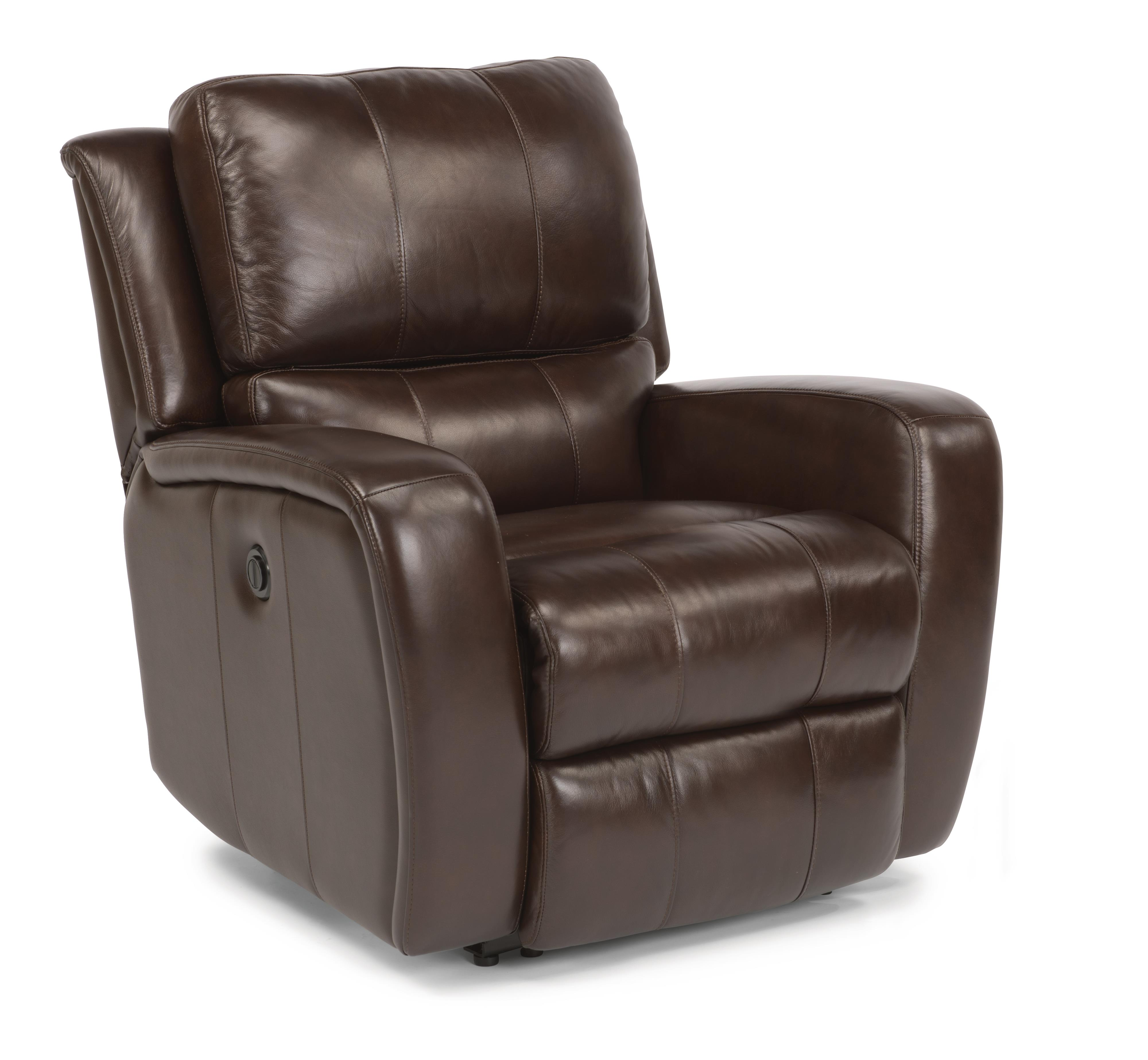 Flexsteel Latitudes-Hammond Glider Recliner with power - Item Number: 1157-54P-555-72