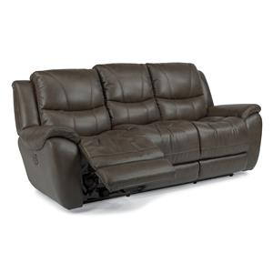Flexsteel Latitudes - Hilliard Power Reclining Sofa