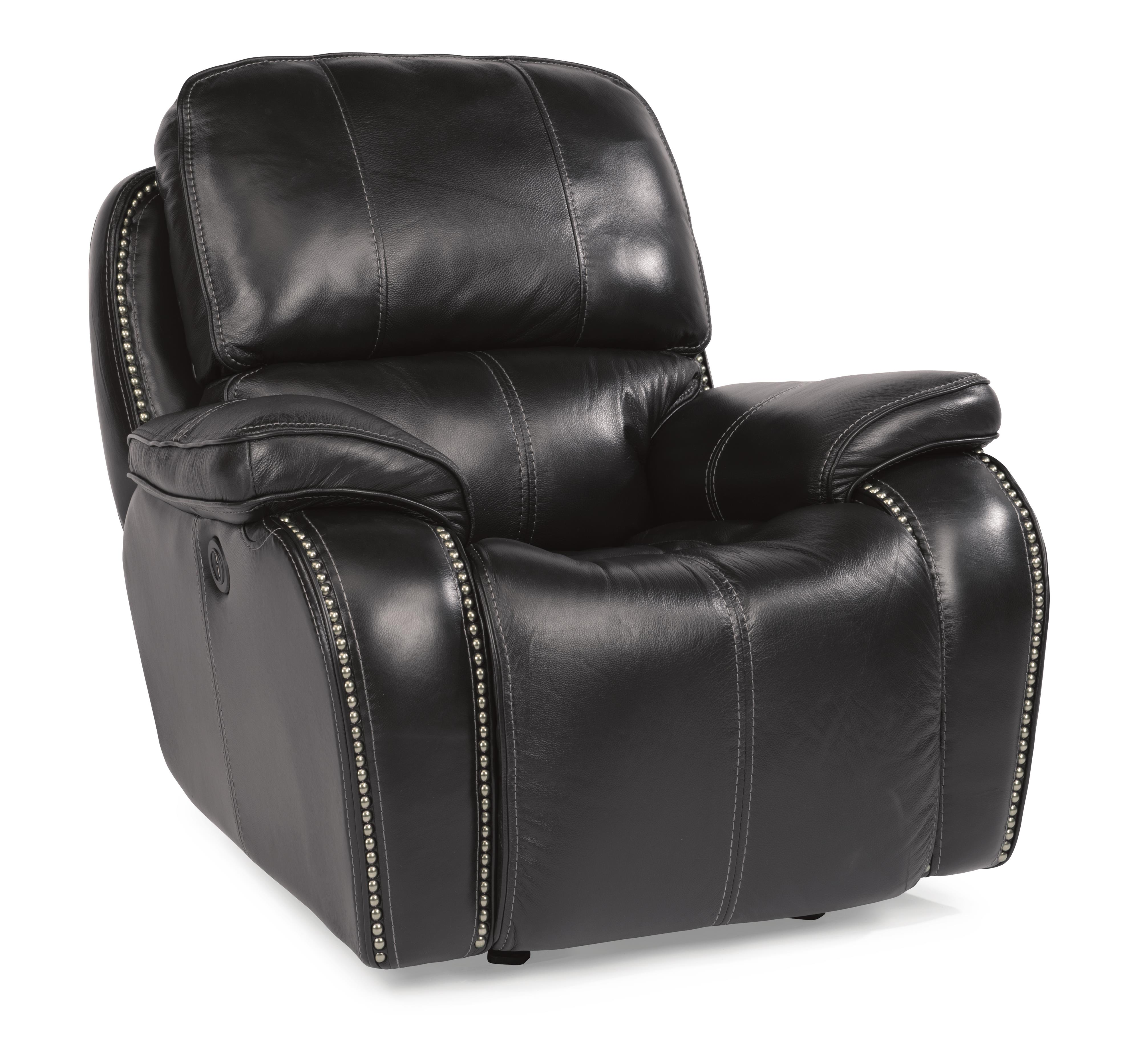 Flexsteel Latitudes-MacKay Power Gliding Recliner - Item Number: 1617-54P-014-03LV