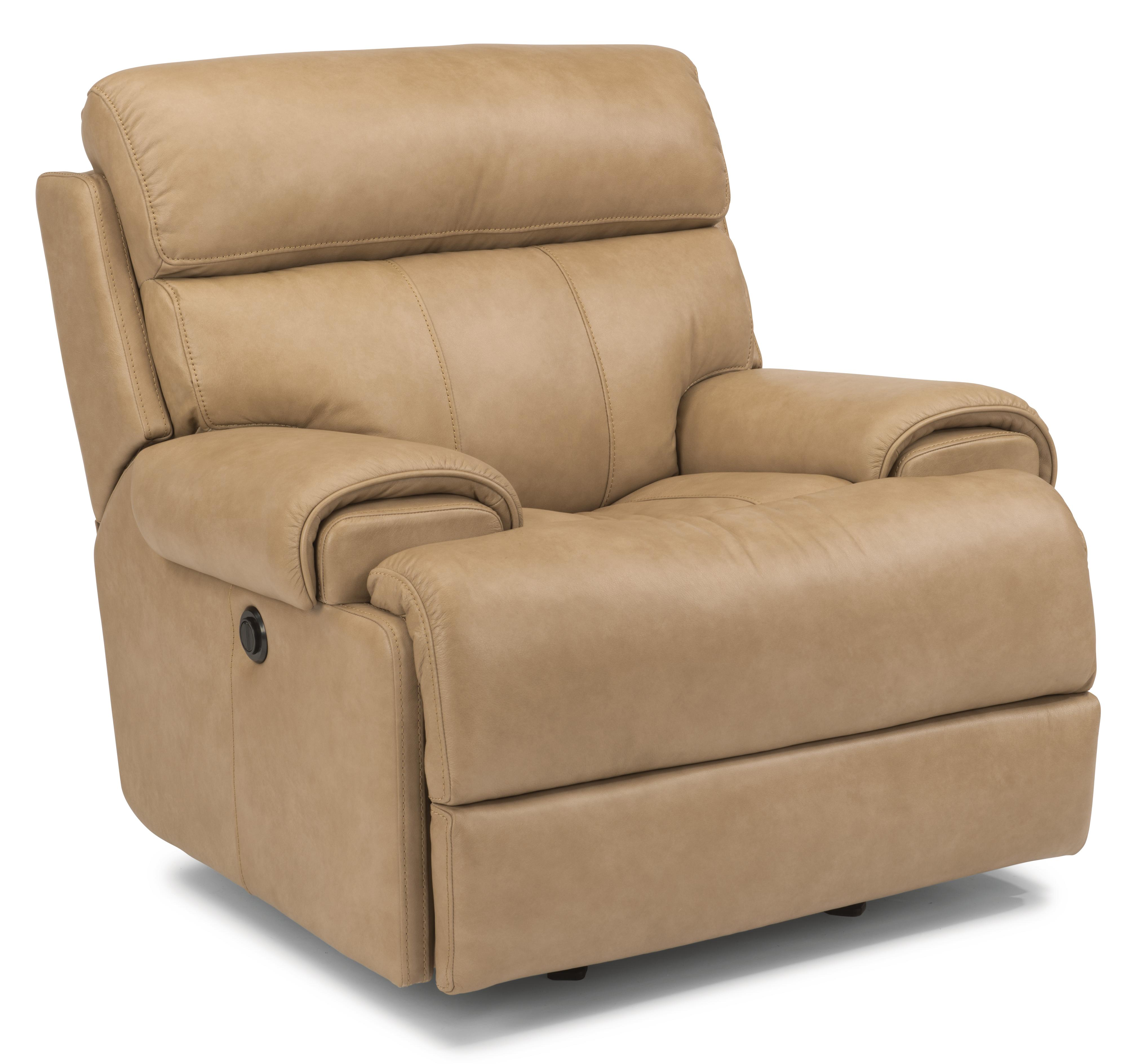 Flexsteel Latitudes-Margot Glider Recliner with Power - Item Number: 1441-54P-832-80