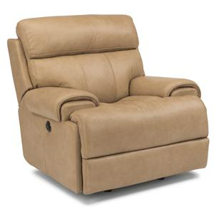 Flexsteel Latitudes-Margot Glider Recliner with Power