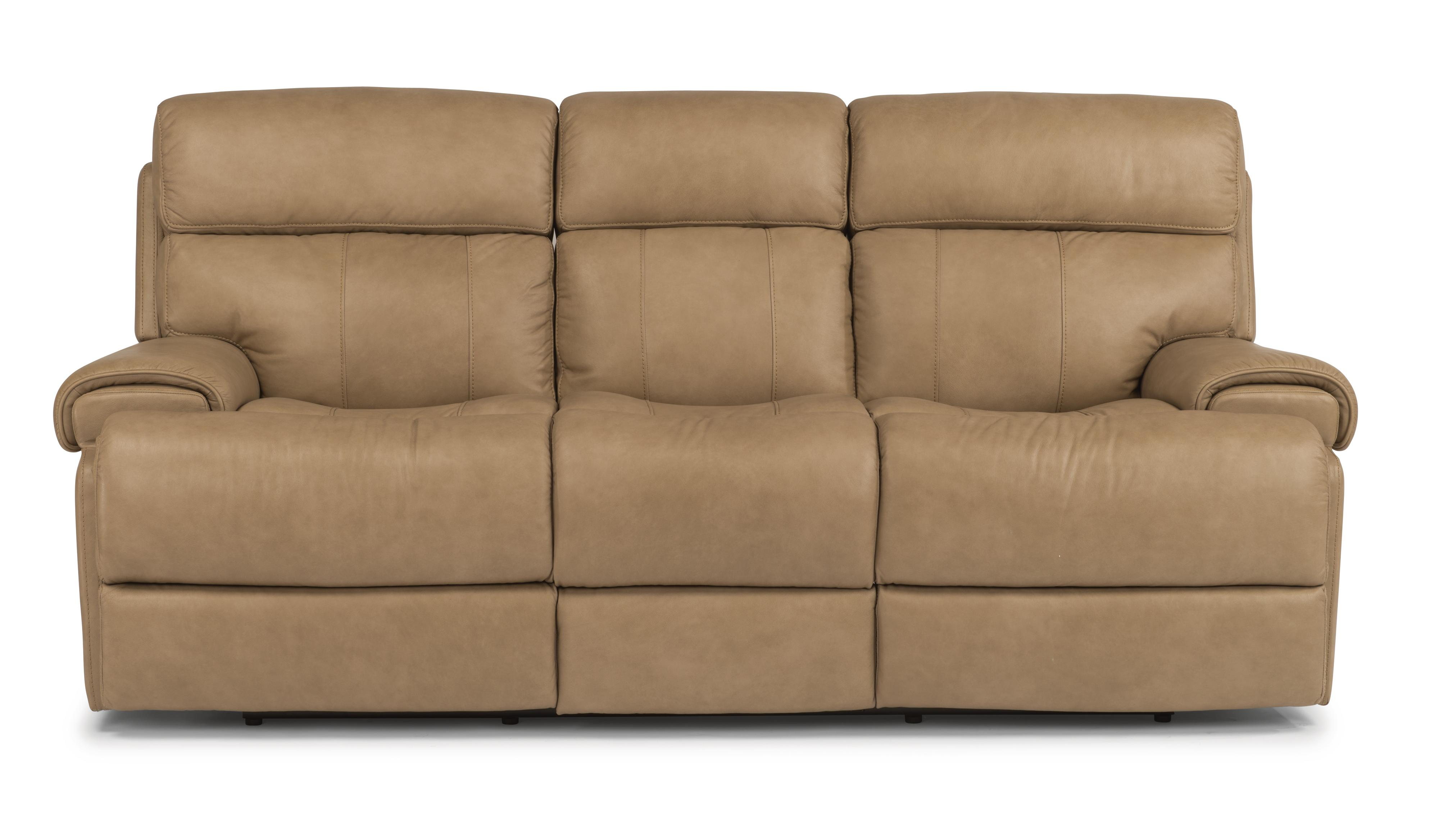 Flexsteel Latitudes-Margot Power Reclining Sofa - Item Number: 1441-62P-832-80