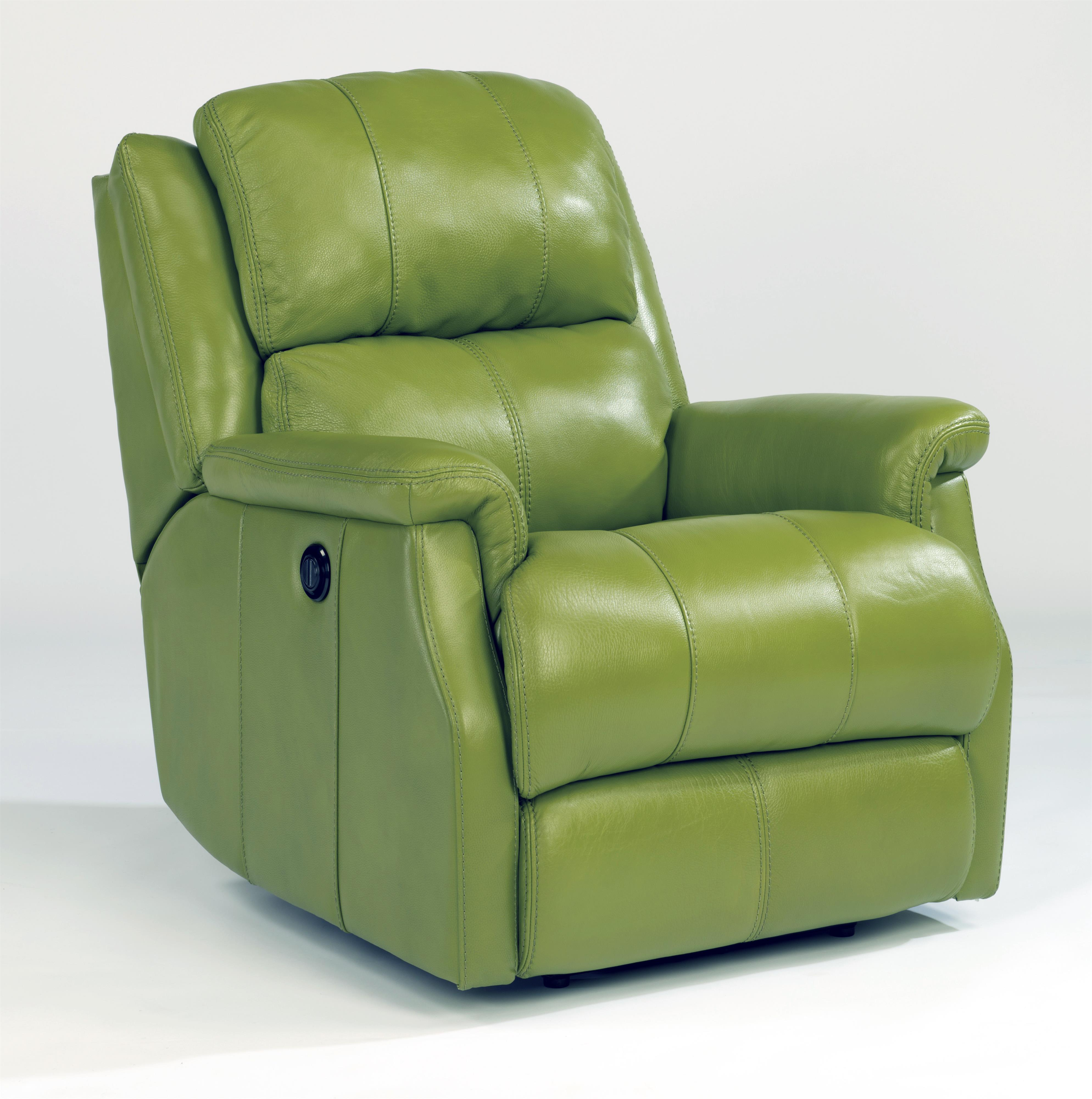 Flexsteel Latitudes-Mateo Power Recliner - Item Number: 1240-500P-LSP-21