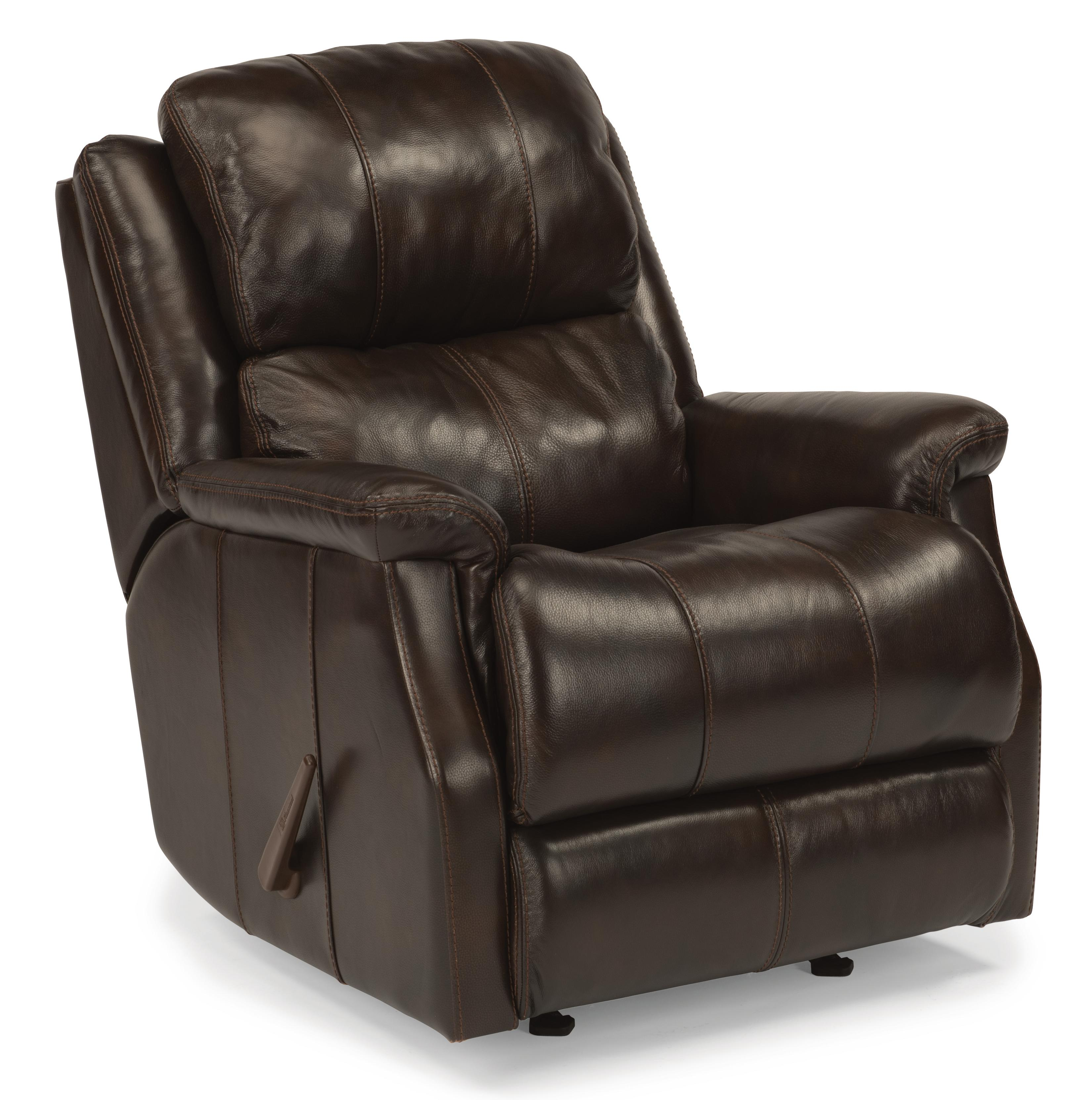 Phenomenal Latitudes Mateo Casual Rocker Recliner By Flexsteel At Efo Furniture Outlet Dailytribune Chair Design For Home Dailytribuneorg